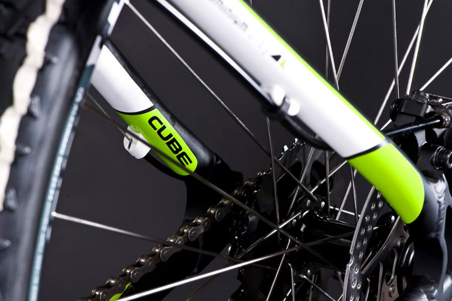 Cube ANALOG 2010 review - The Bike List: http://thebikelist.co.uk/cube/analog-2010