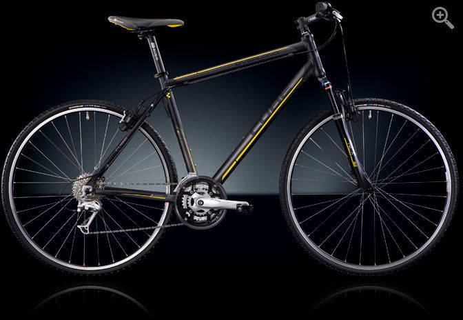Cube Overland 2010 Review The Bike List