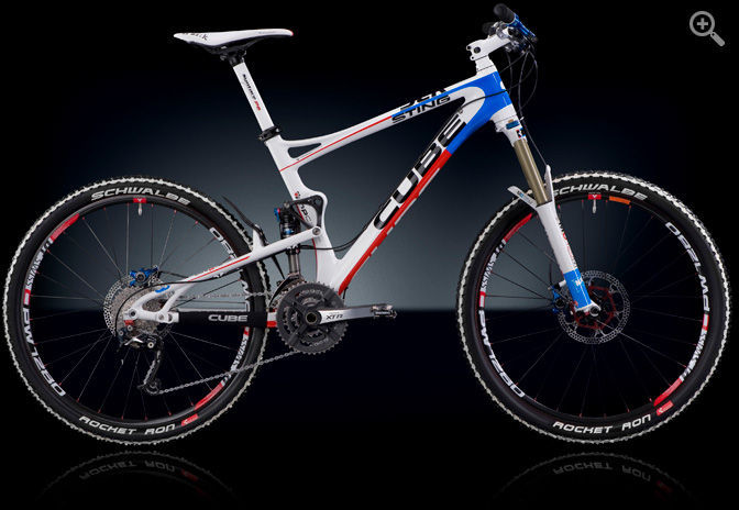 cube sting hpc xtr 2010 review the bike list. Black Bedroom Furniture Sets. Home Design Ideas