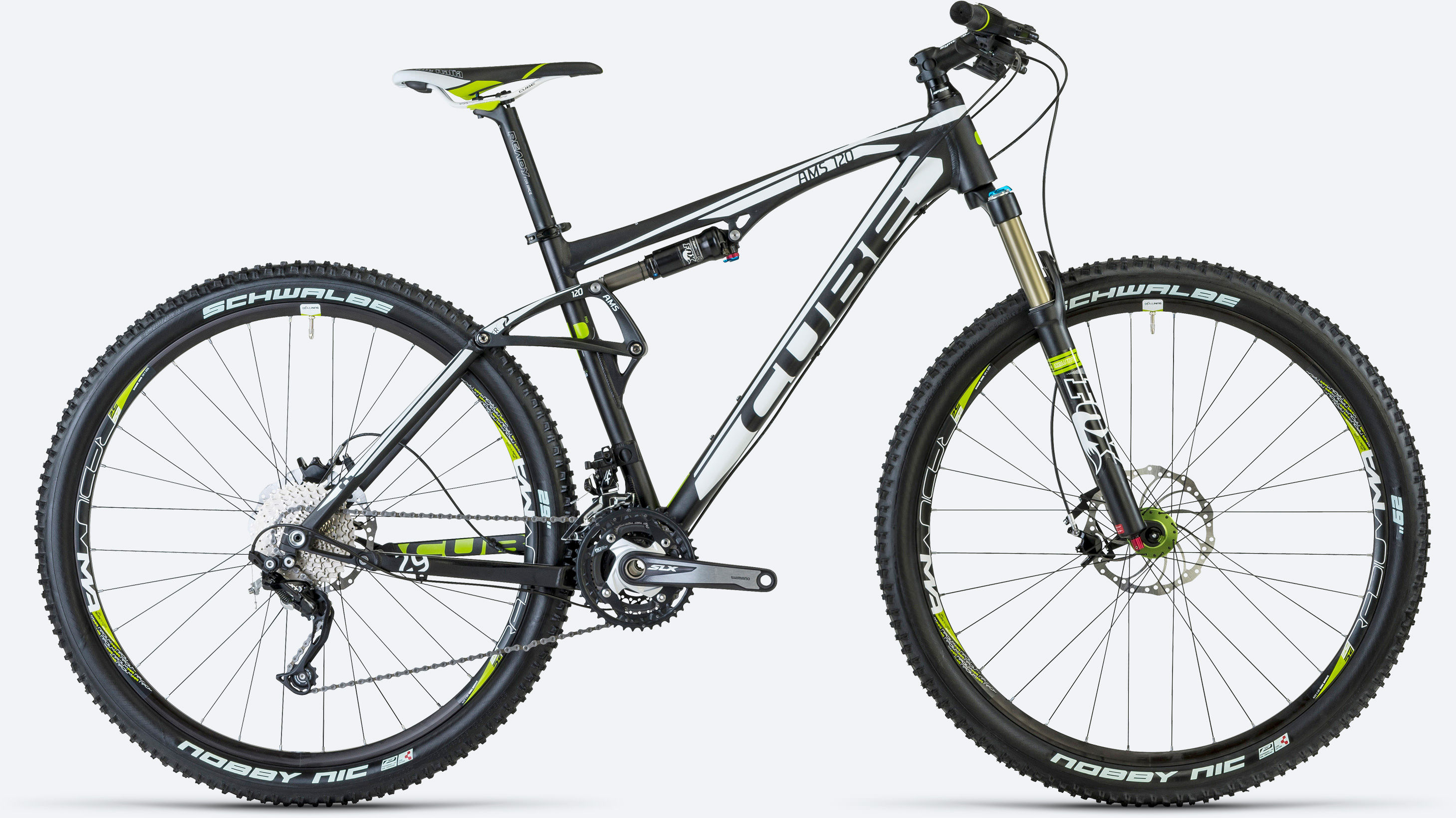 Populære Cube AMS 120 Pro 29 2013 review - The Bike List TZ-02