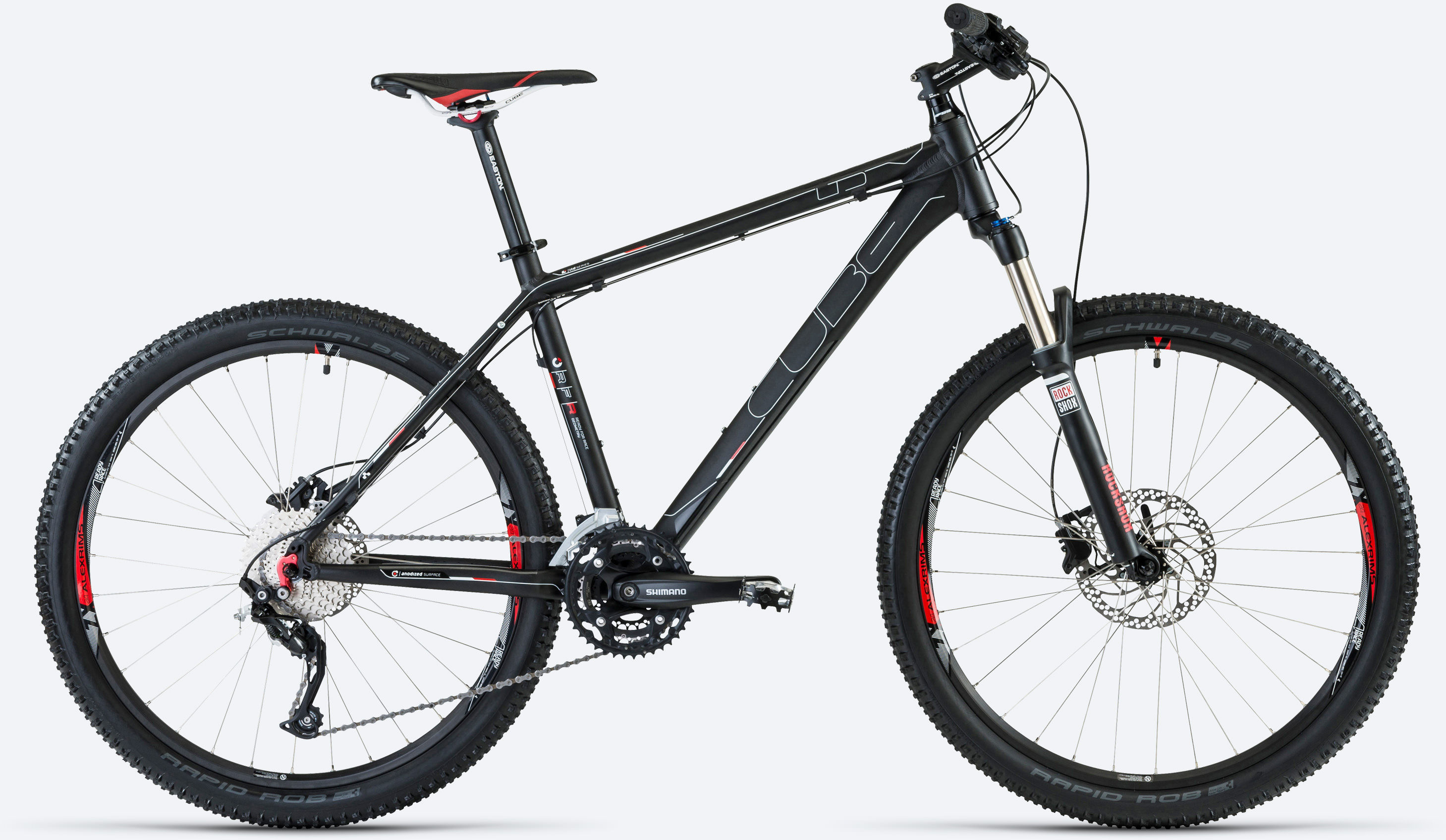 Cube Ltd 26 2013 Review The Bike List