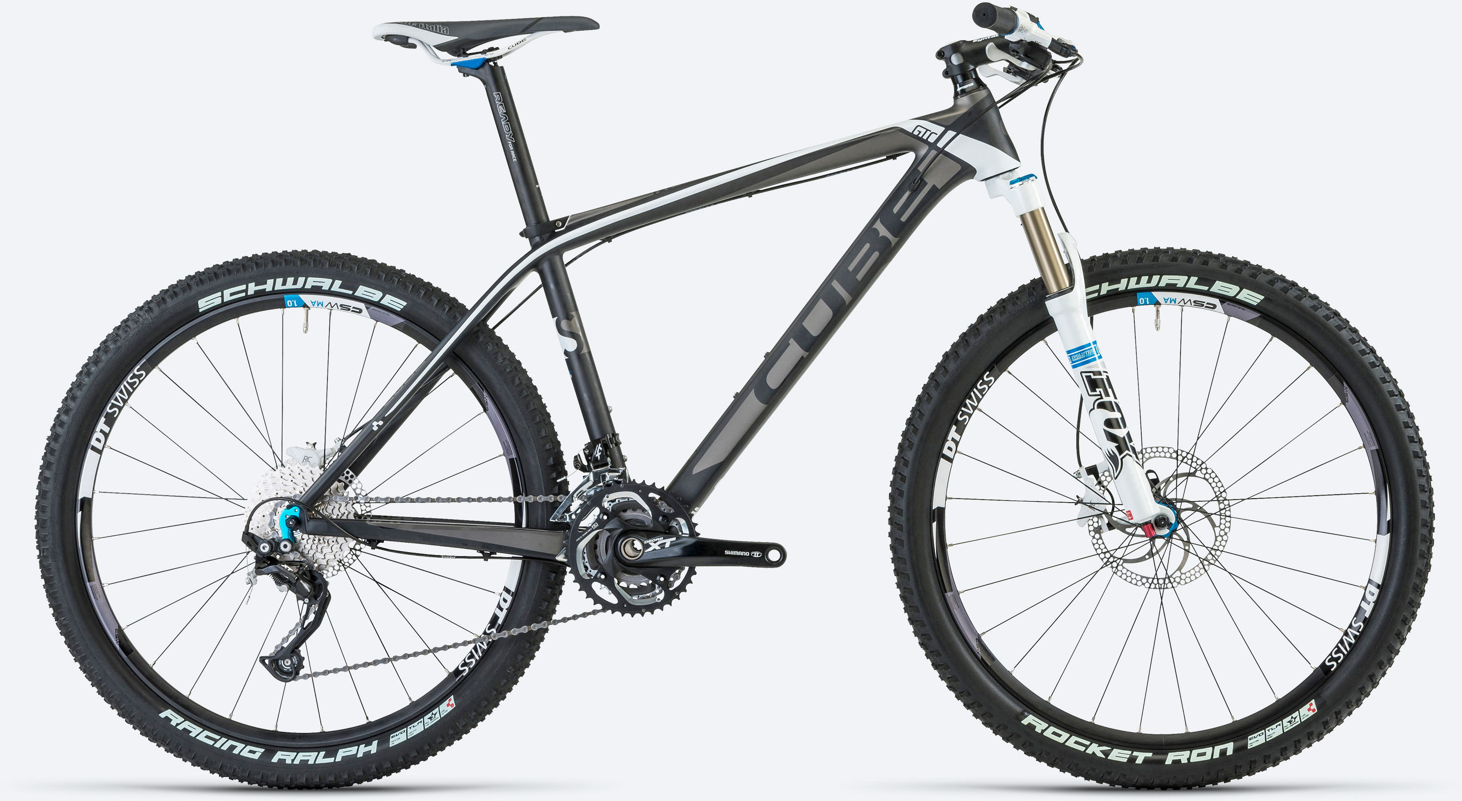 Cube Reaction GTC SL 26 2013 review - The Bike List