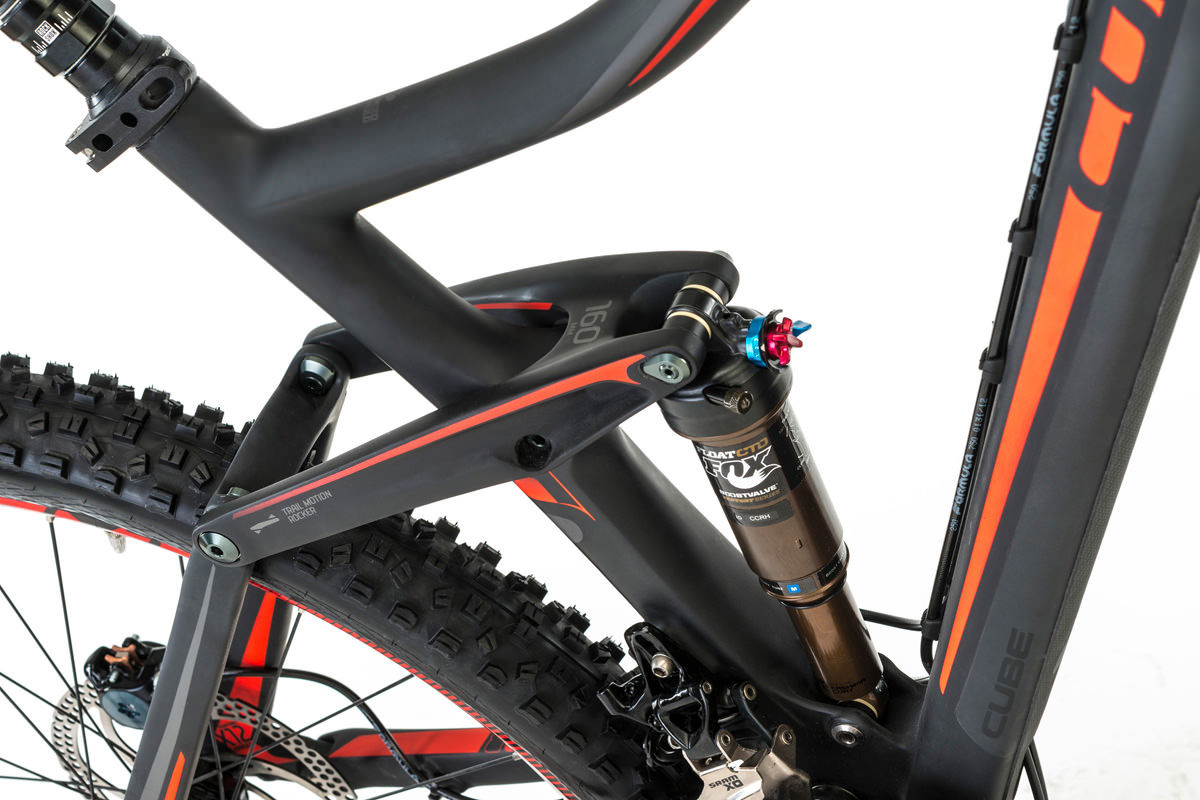 Cube Stereo Super Hpc 160 Sl 2013 Review The Bike List