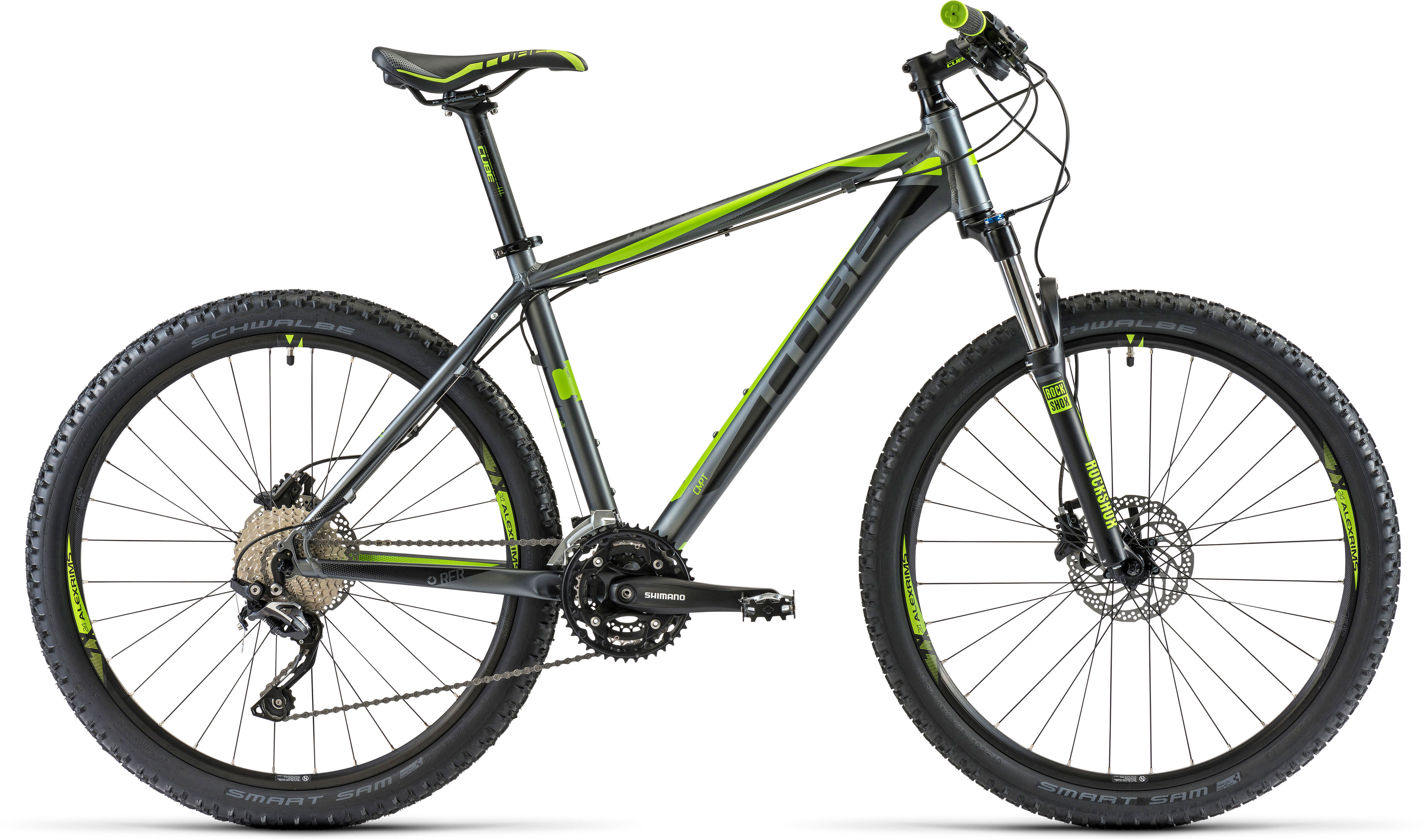 Cube Attention 26 2014 Review The Bike List