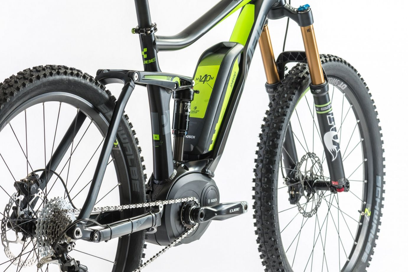 Cube Stereo Hybrid 140 Pro 27 5 2014 Review The Bike List