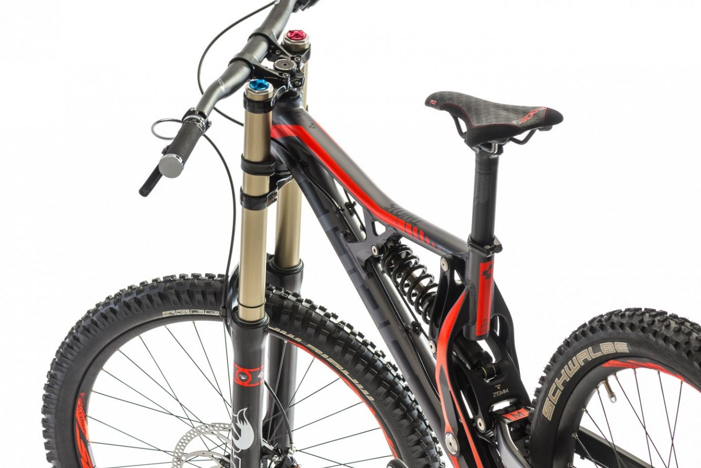 cube two 15 pro 26 2014 review the bike list Chain Guide Mountain Bike Asheville NC Mountain Bike Guides