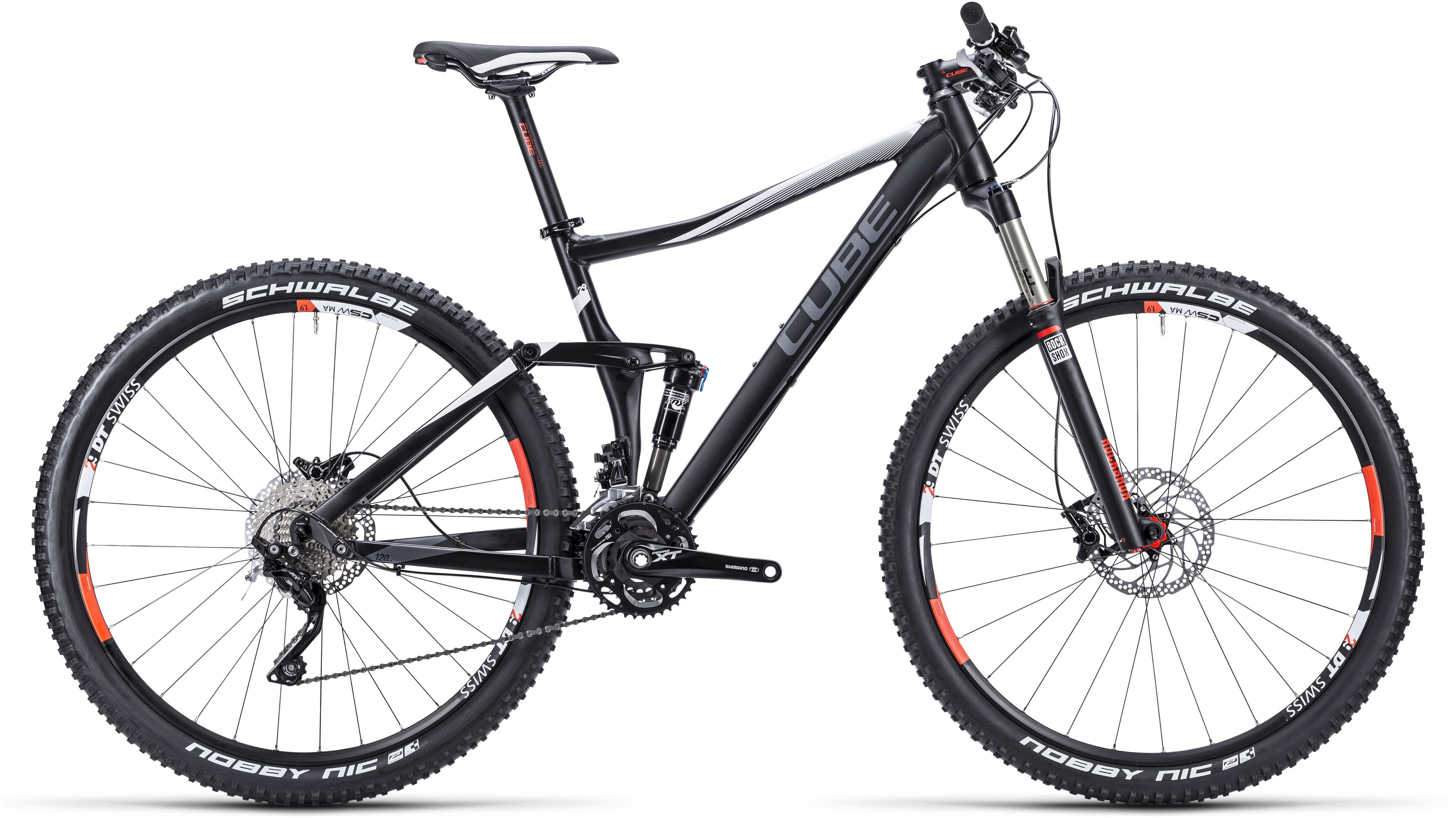 cube stereo 120 hpa pro 29 2015 review the bike list. Black Bedroom Furniture Sets. Home Design Ideas