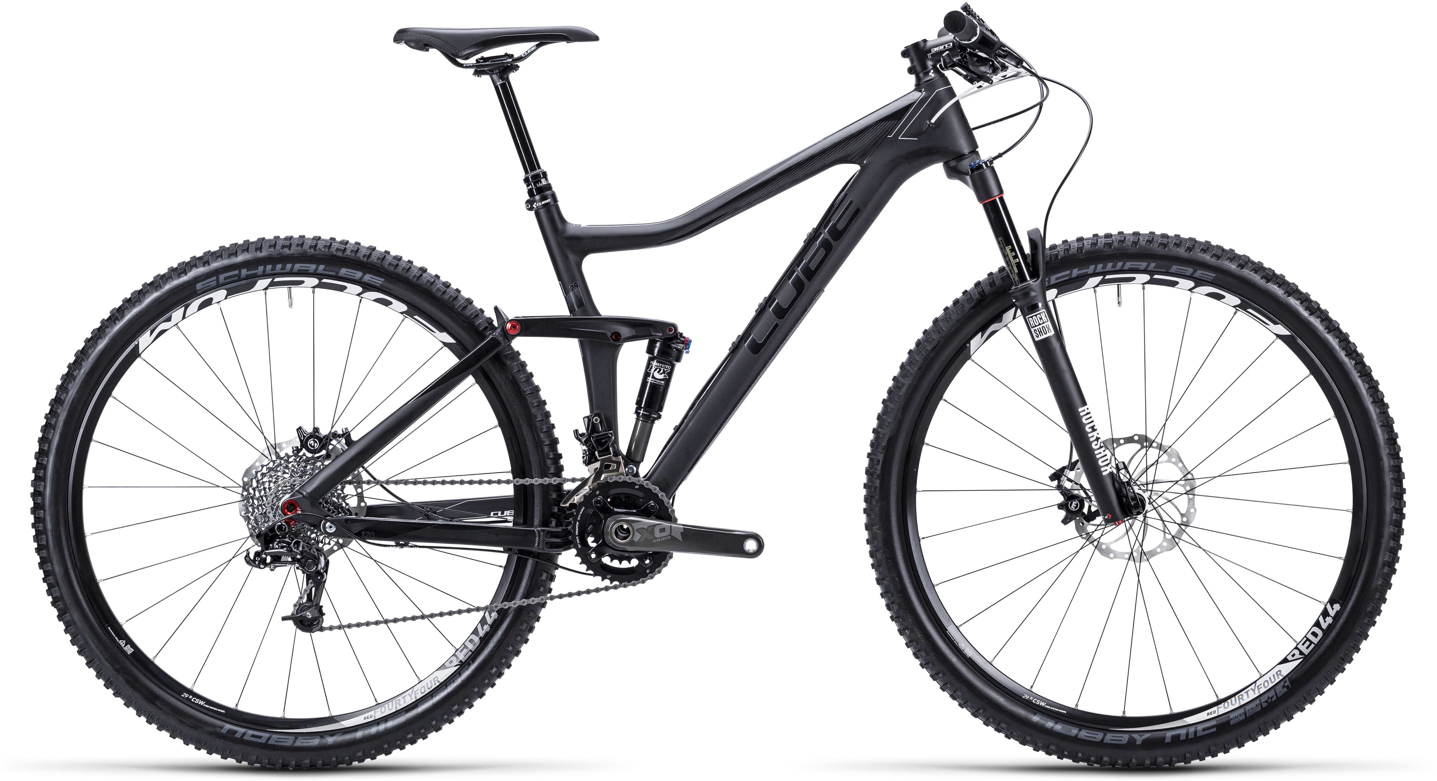 cube stereo 120 hpc race 29 2015 review the bike list. Black Bedroom Furniture Sets. Home Design Ideas