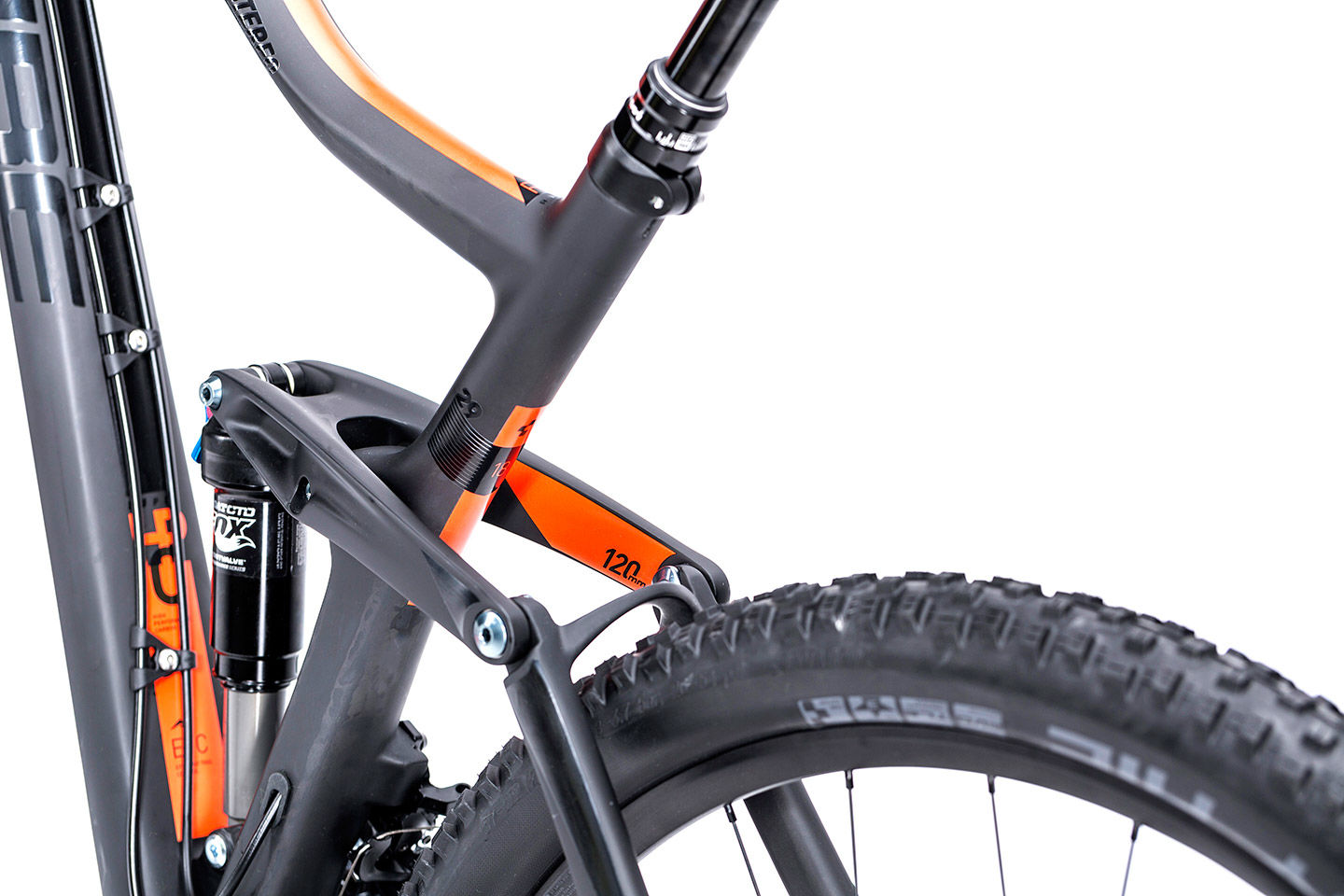 Good Mountain Bikes >> Cube Stereo 120 Super HPC Race 29 2015 review - The Bike List