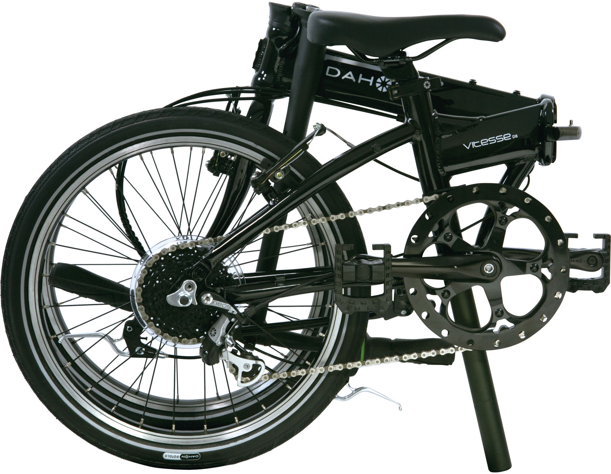 Dahon Vitesse D8 2014 review - The Bike List