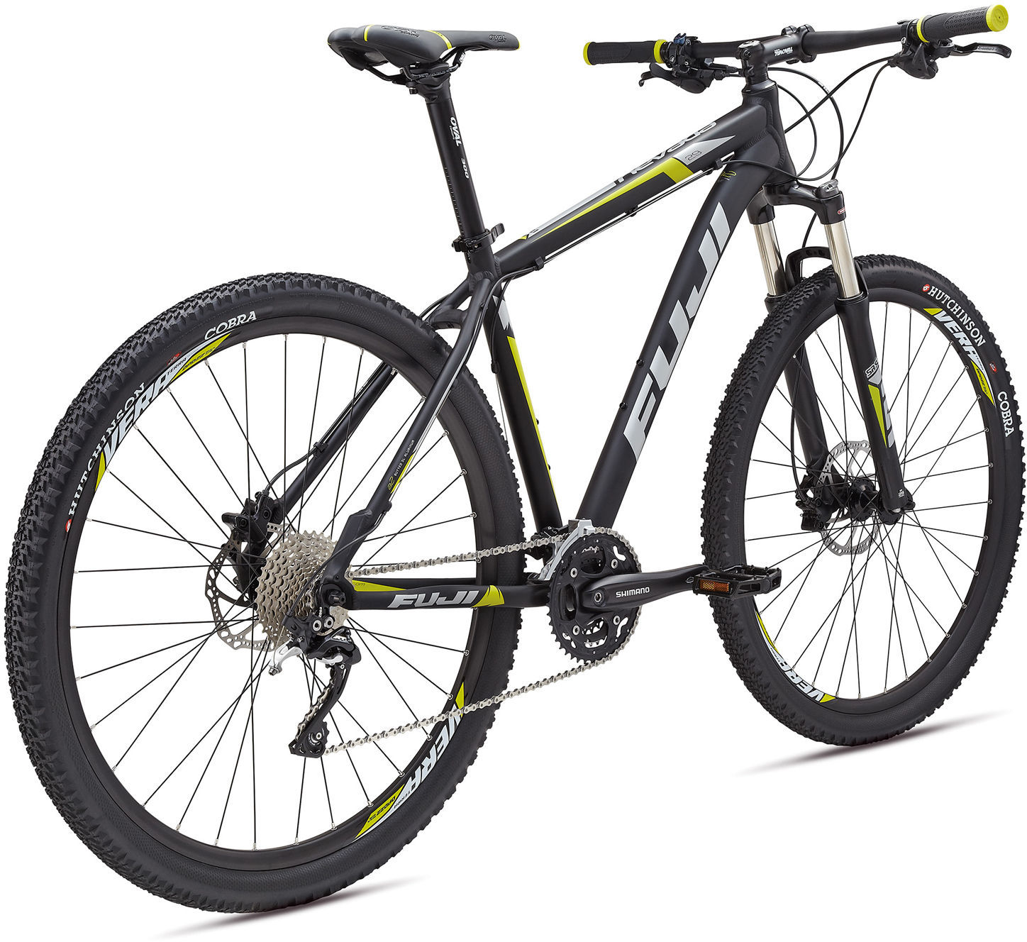 Fuji Nevada 29er 1 1 Disc 2014 Review The Bike List