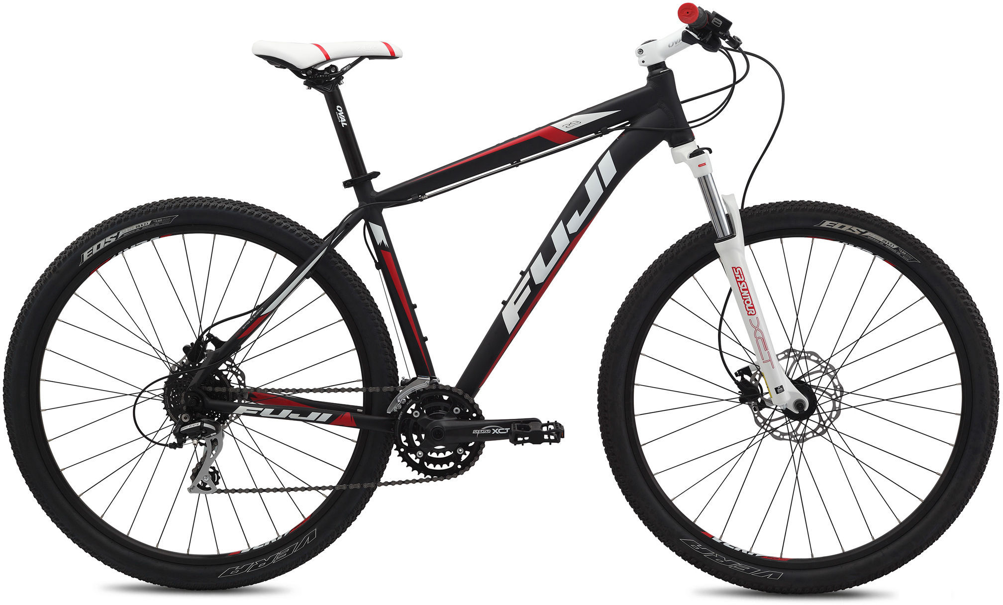 Fuji Nevada 29er 1 6 Disc 2014 Review The Bike List