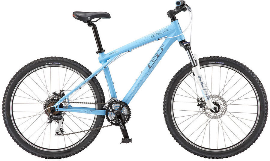GT Avalanche GTw 3.0 Disc Women\'s 2010 review - The Bike List