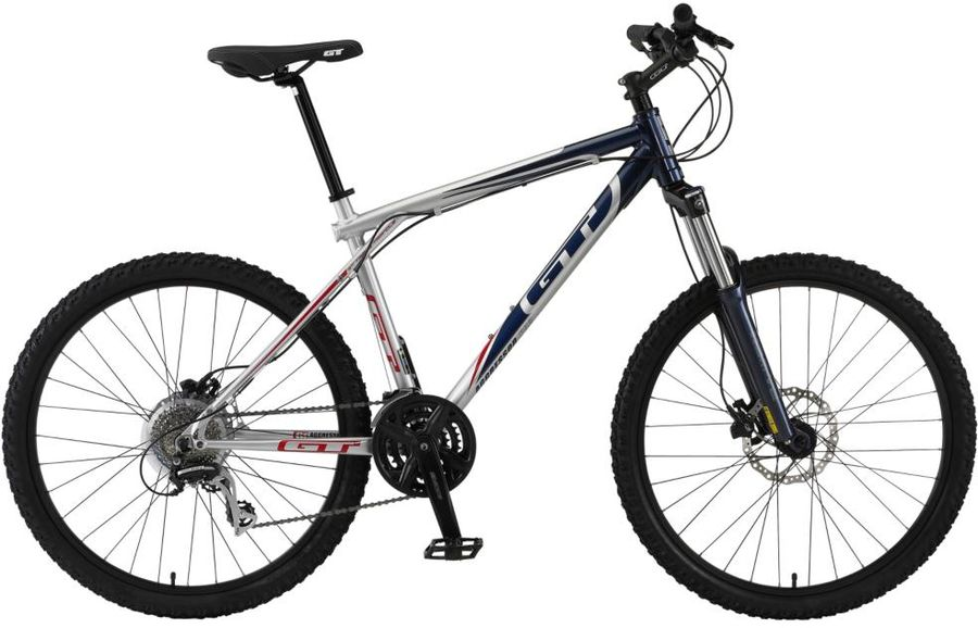 Gt Aggressor Xc 3 2009 Review The Bike List