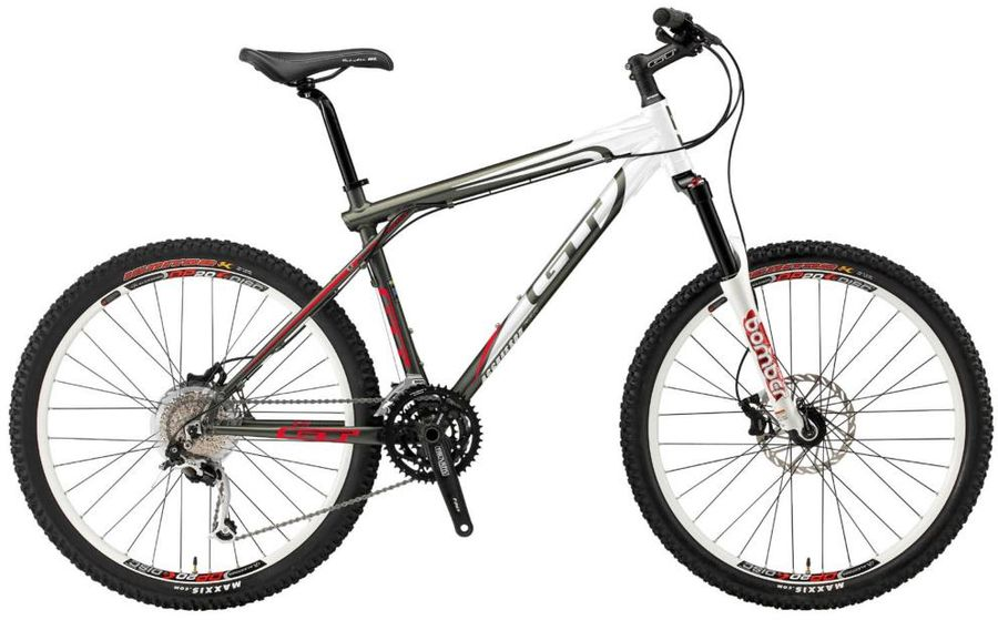 Gt Aggressor Xcr 2009 Review The Bike List