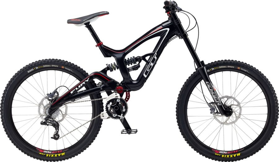 Gt Fury Alloy 2 0 2012 Review The Bike List