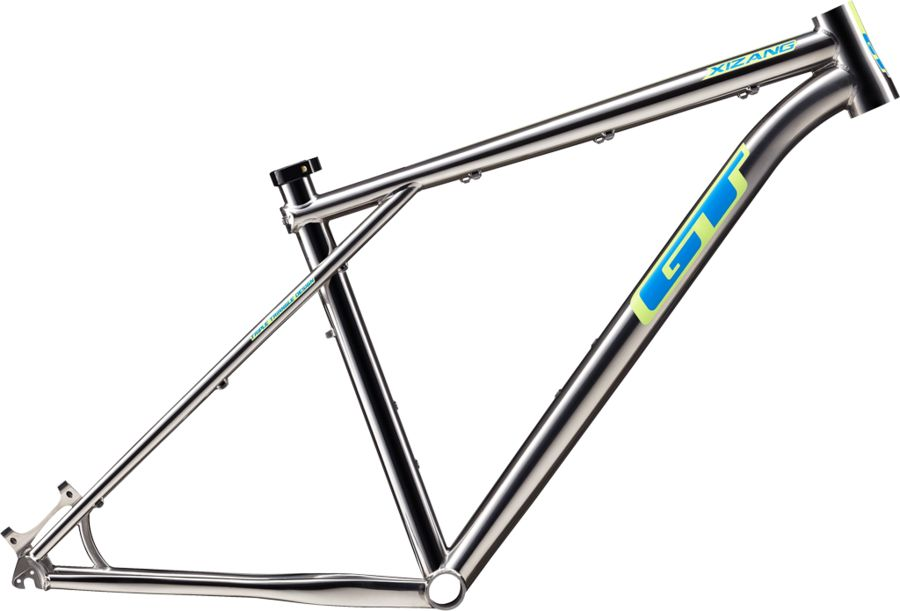 GT Xizang 9R Frame Ti 2012 review - The Bike List