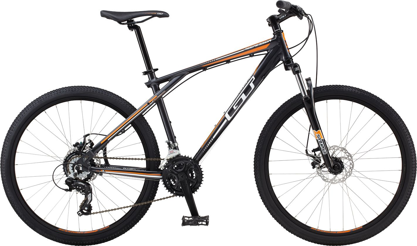 Gt Aggressor 2 0 2014 Review The Bike List