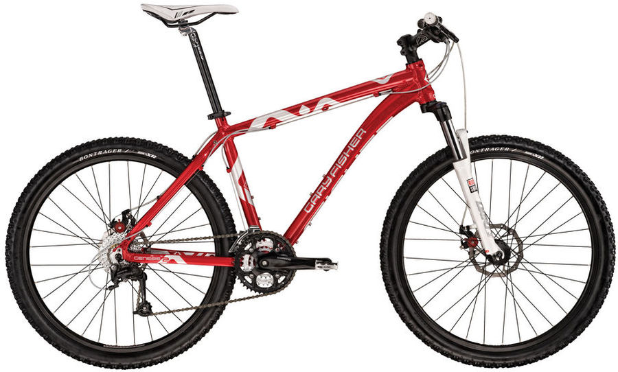 Aluminum Tubing Sizes >> Gary Fisher Marlin Disc 2010 review - The Bike List