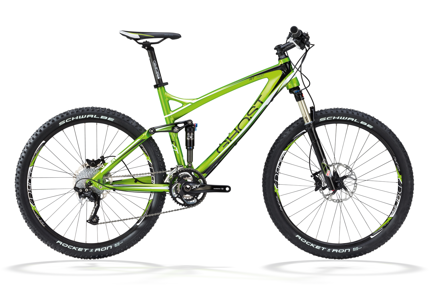 Ghost Rt Actinum 7500 2012 Review The Bike List