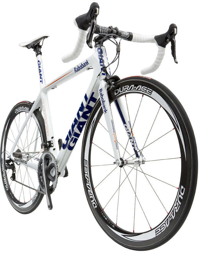 Giant TCR Advanced SL Rabobank 2009 review - The Bike List