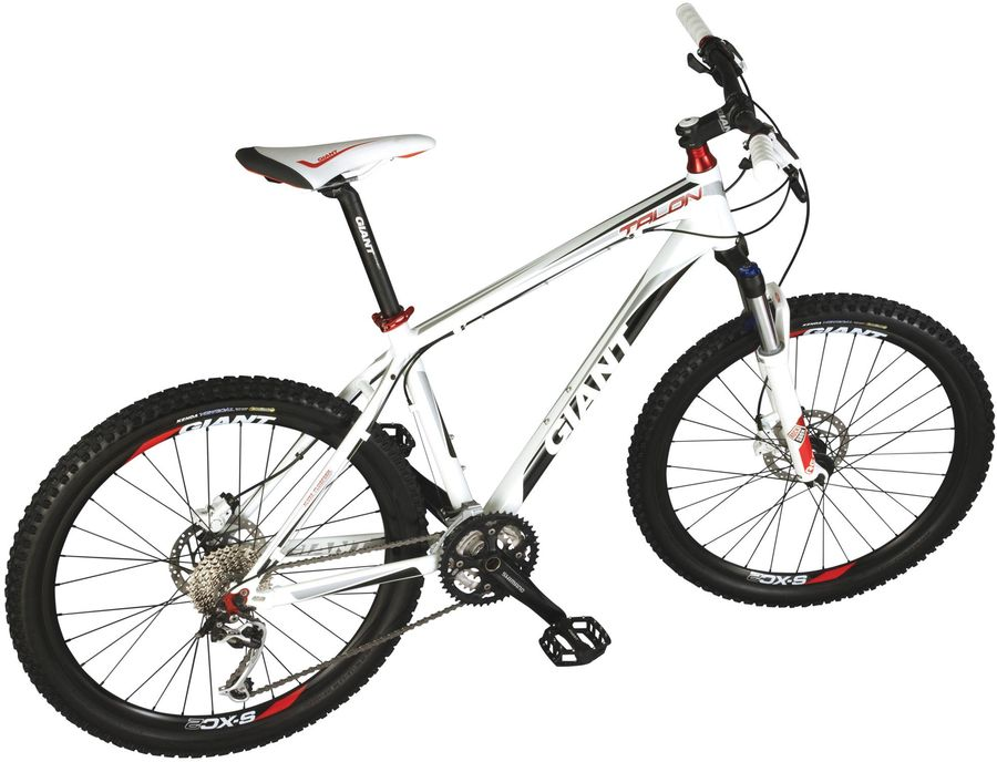 a362a82b52e Giant Talon 0 2011 review - The Bike List