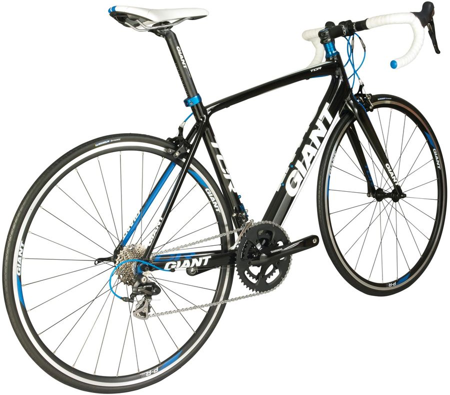 Giant TCR 1 Triple 2011 review - The Bike List