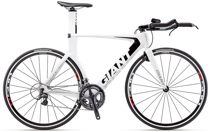 Giant Trinity Composite 1 2012 review - The Bike List