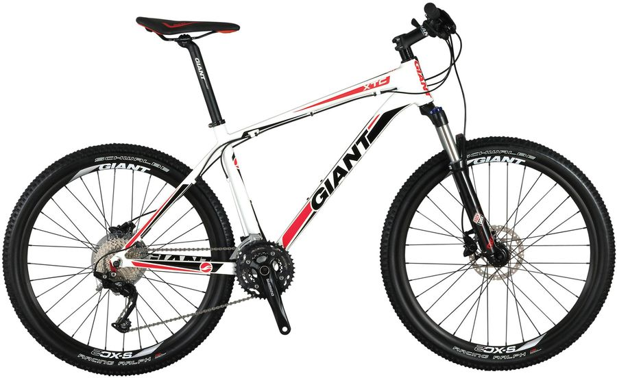 Giant Xtc 2 2012 Review The Bike List