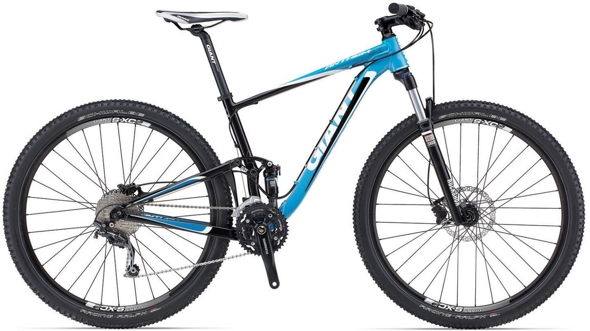 Giant Anthem X 29er 4 2013 review - The Bike List
