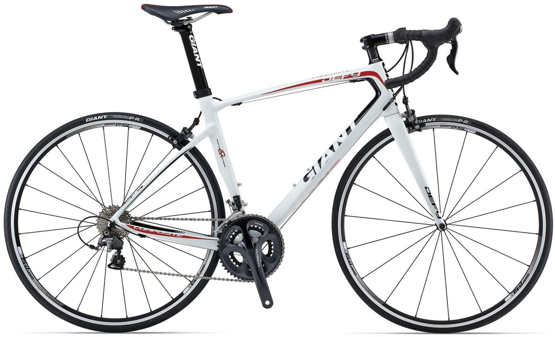 Giant Defy Composite 1 2013 review - The Bike List