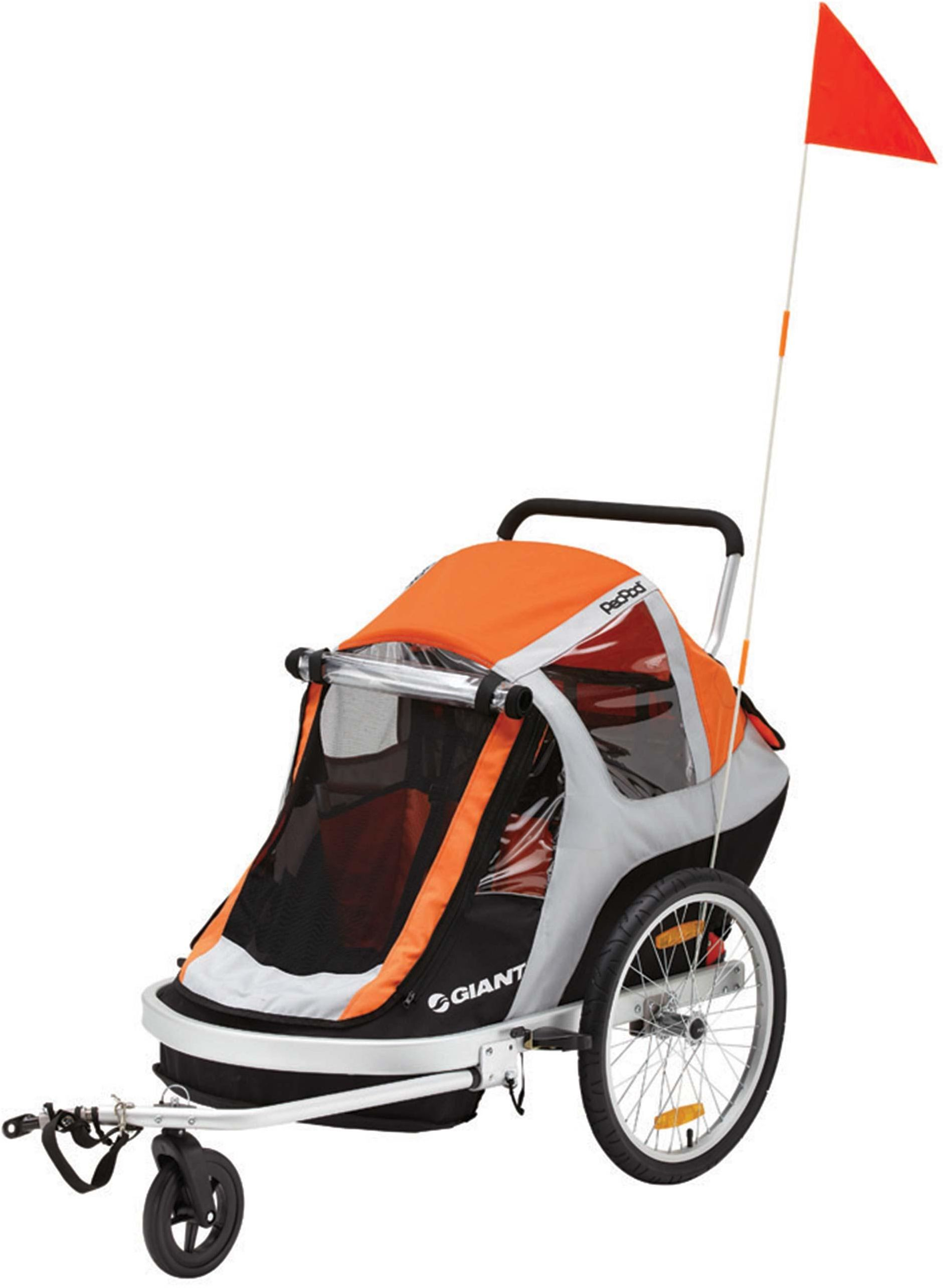 Giant Peapod Child Carrier Bike Trailer 2013 Review