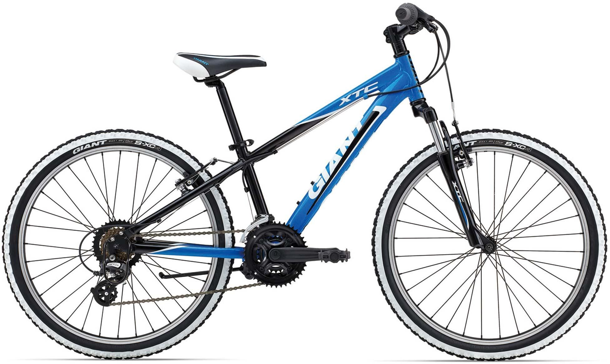 Giant Xtc Jr 1 24 2013 Review The Bike List