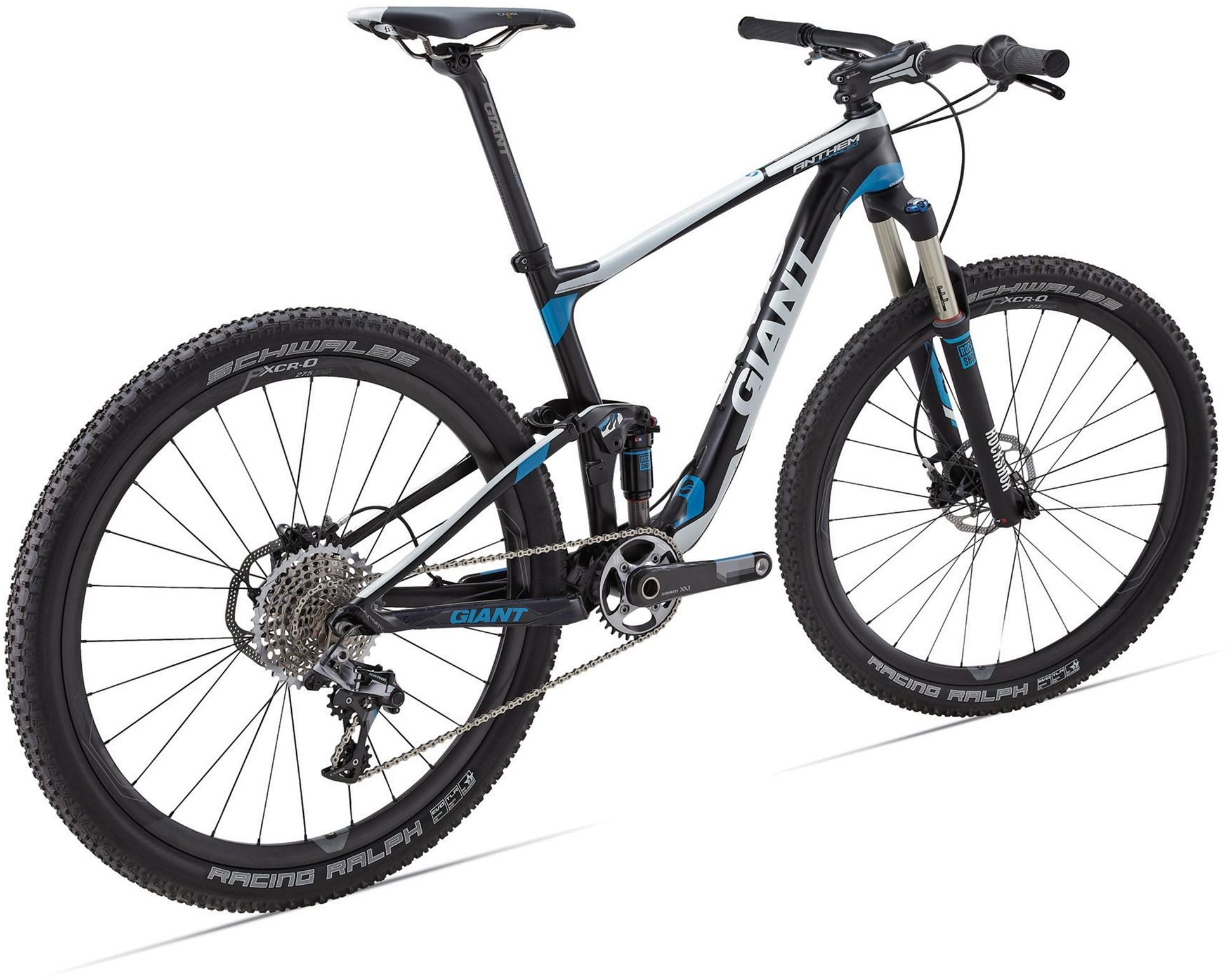 Giant Anthem Advanced 27.5 0 Team 2014–2015 review - The Bike List