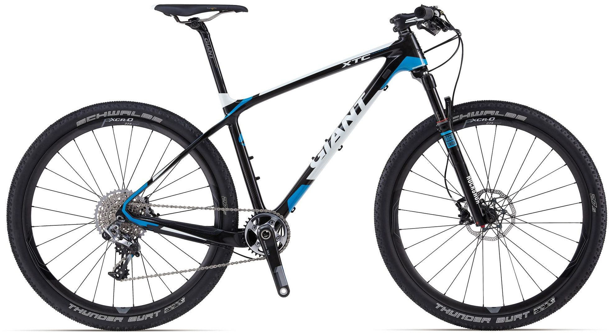 Giant Xtc Advanced 27 5 0 Team 2014 Review The Bike List