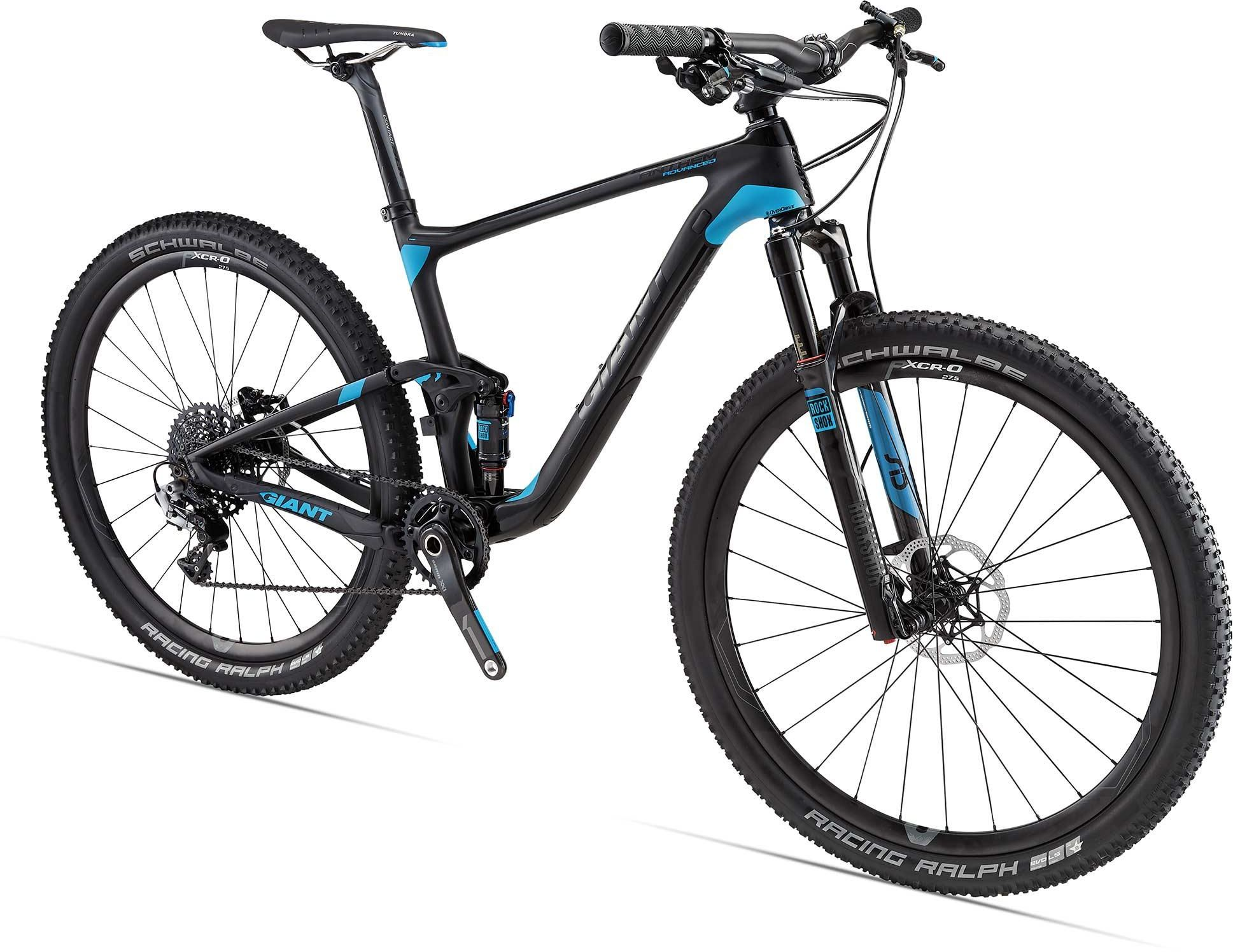 Giant Anthem Advanced 27 5 0 Team 2015 Review The Bike List