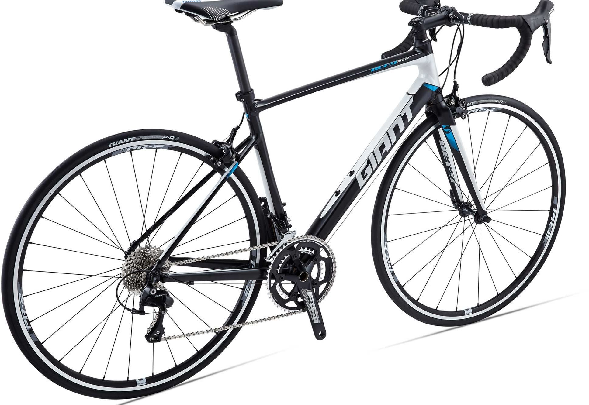 Giant Defy 1 2015 review - The Bike List