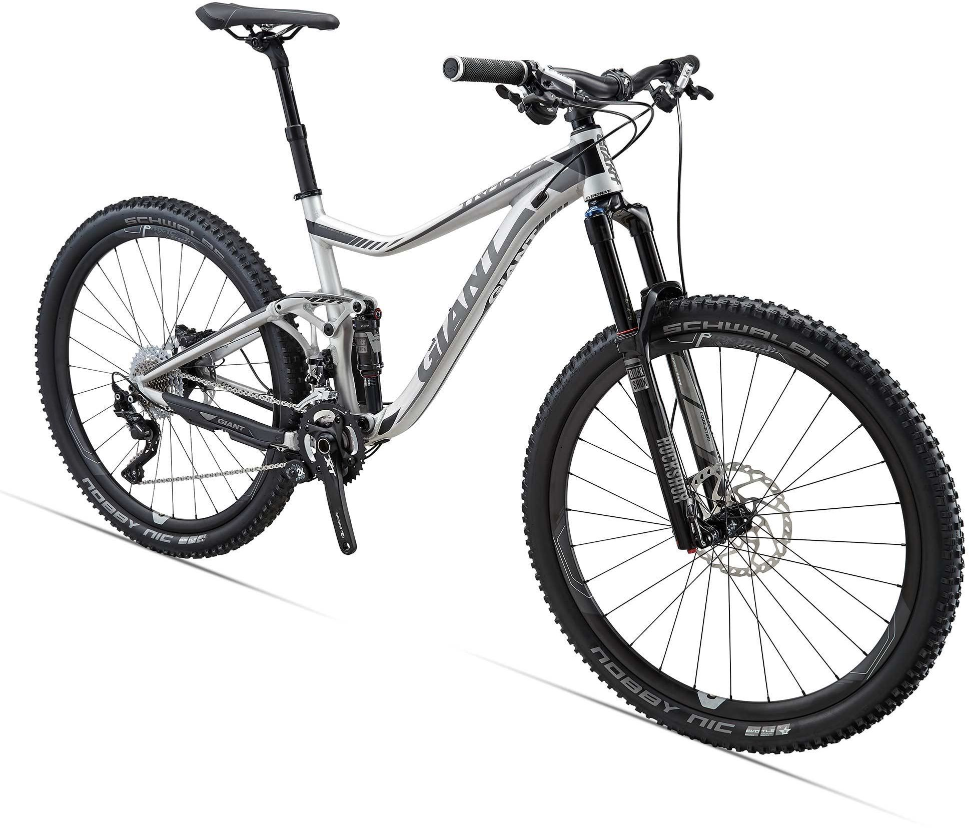 faac2fd07fd Giant Trance 27.5 1 2015 review - The Bike List