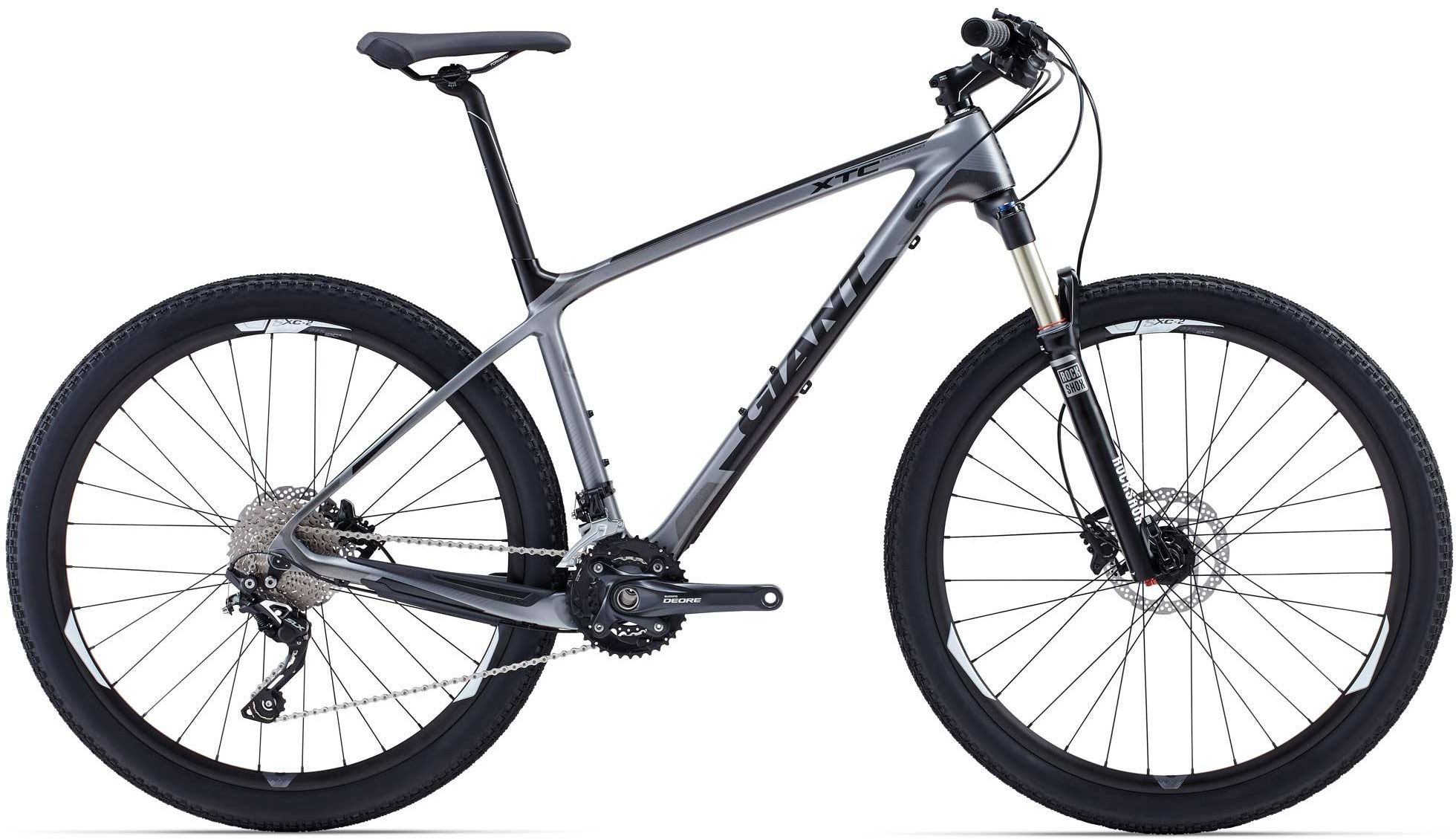 Giant Xtc Advanced 275 3 2015 Review The Bike List Frame Slr