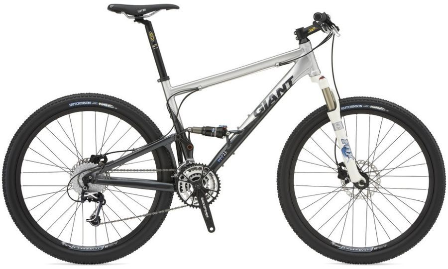 8477d1e9213 Giant Anthem 1 2007 review - The Bike List