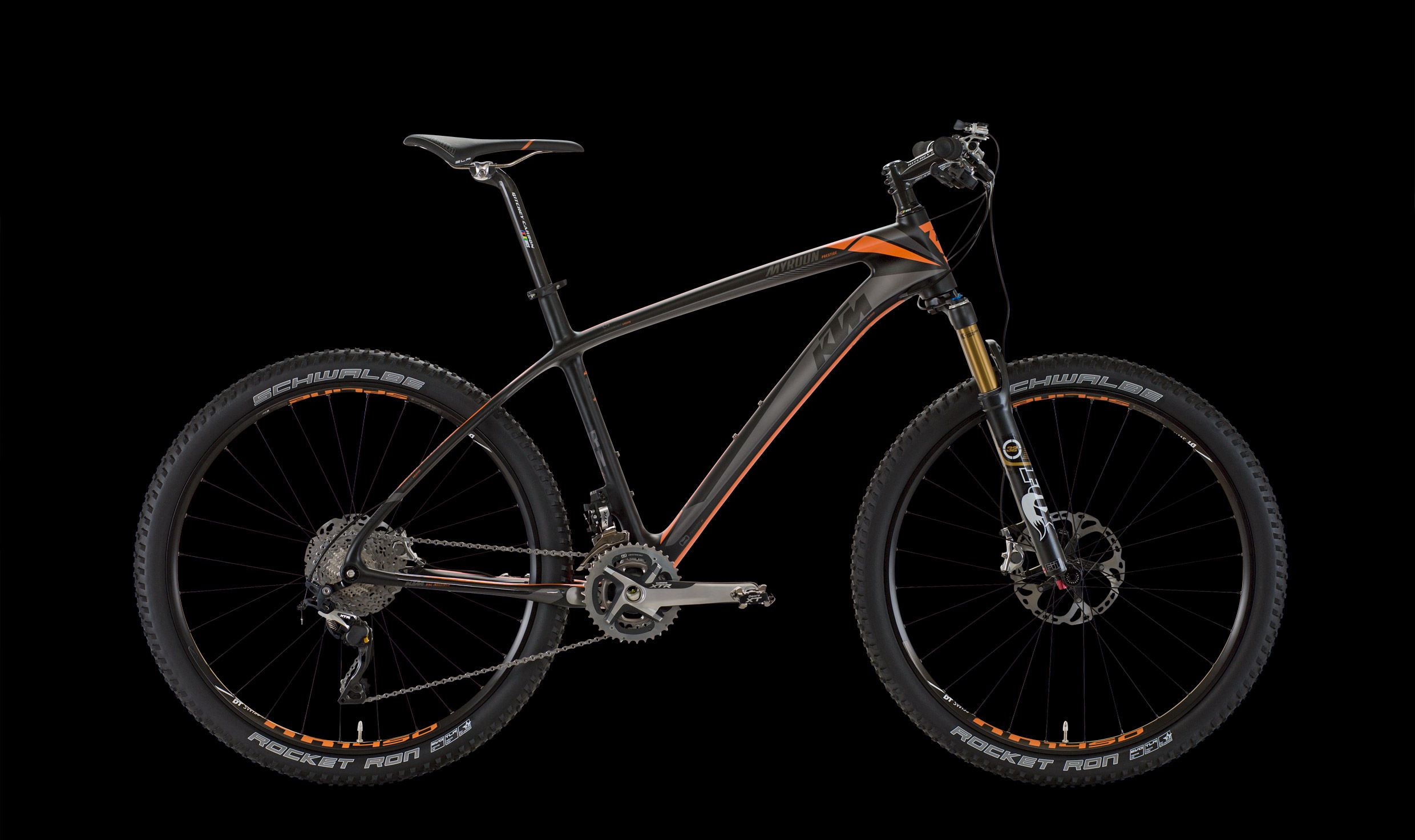 Ktm Myroon 26 Prestige 2013 Review The Bike List