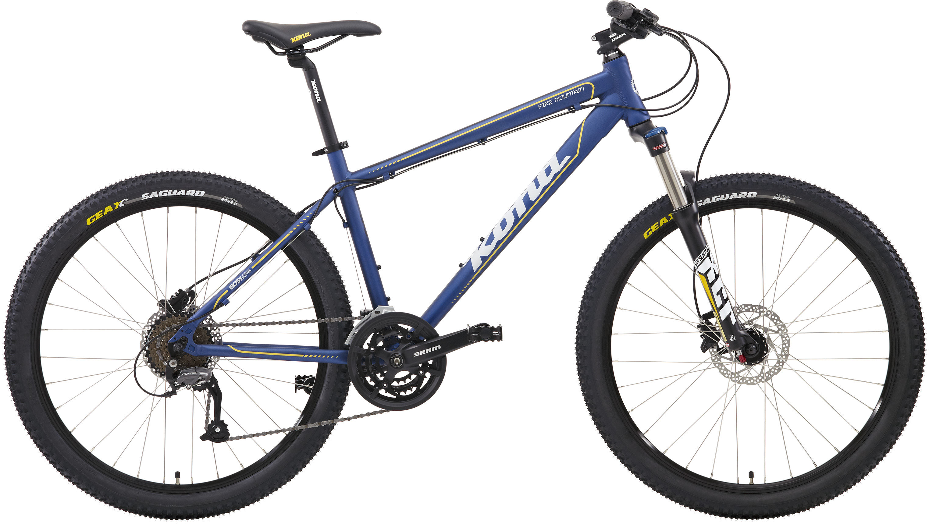 Kona Fire Mountain 2014 Review The Bike List