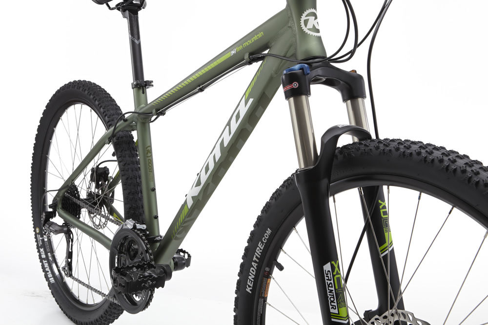 Kona Fire Mountain 27 5 Quot 2015 Review The Bike List