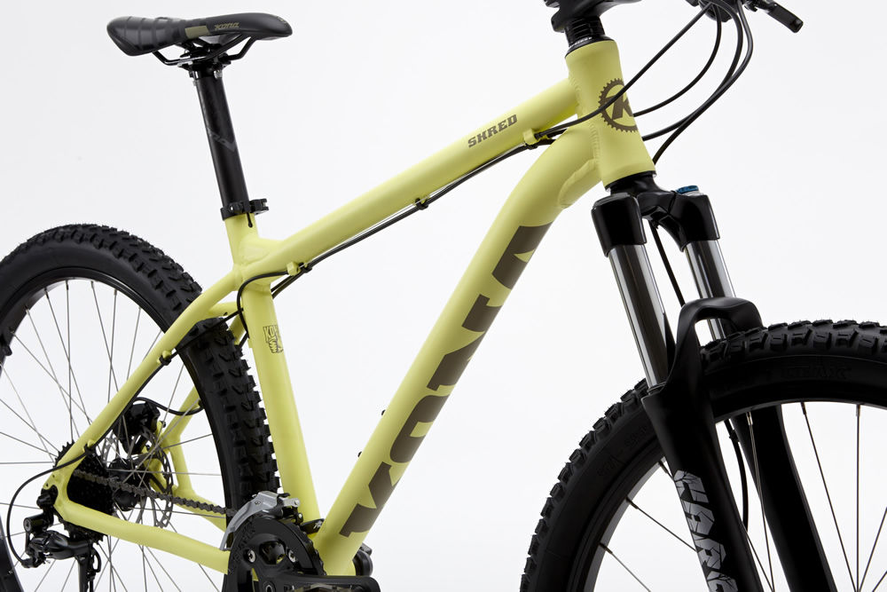 Kona Shred 2015 Review The Bike List