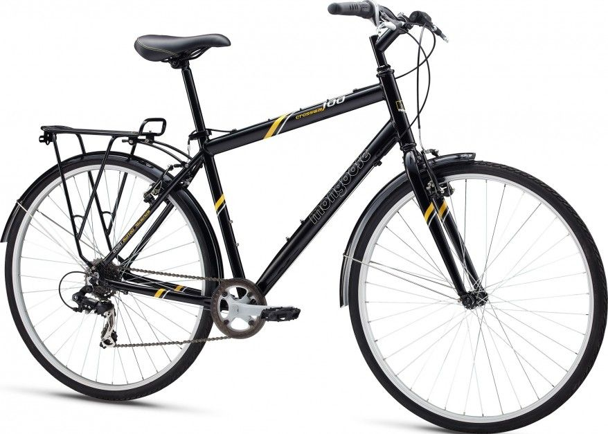 Mongoose Crossway 100 2012 Review The Bike List