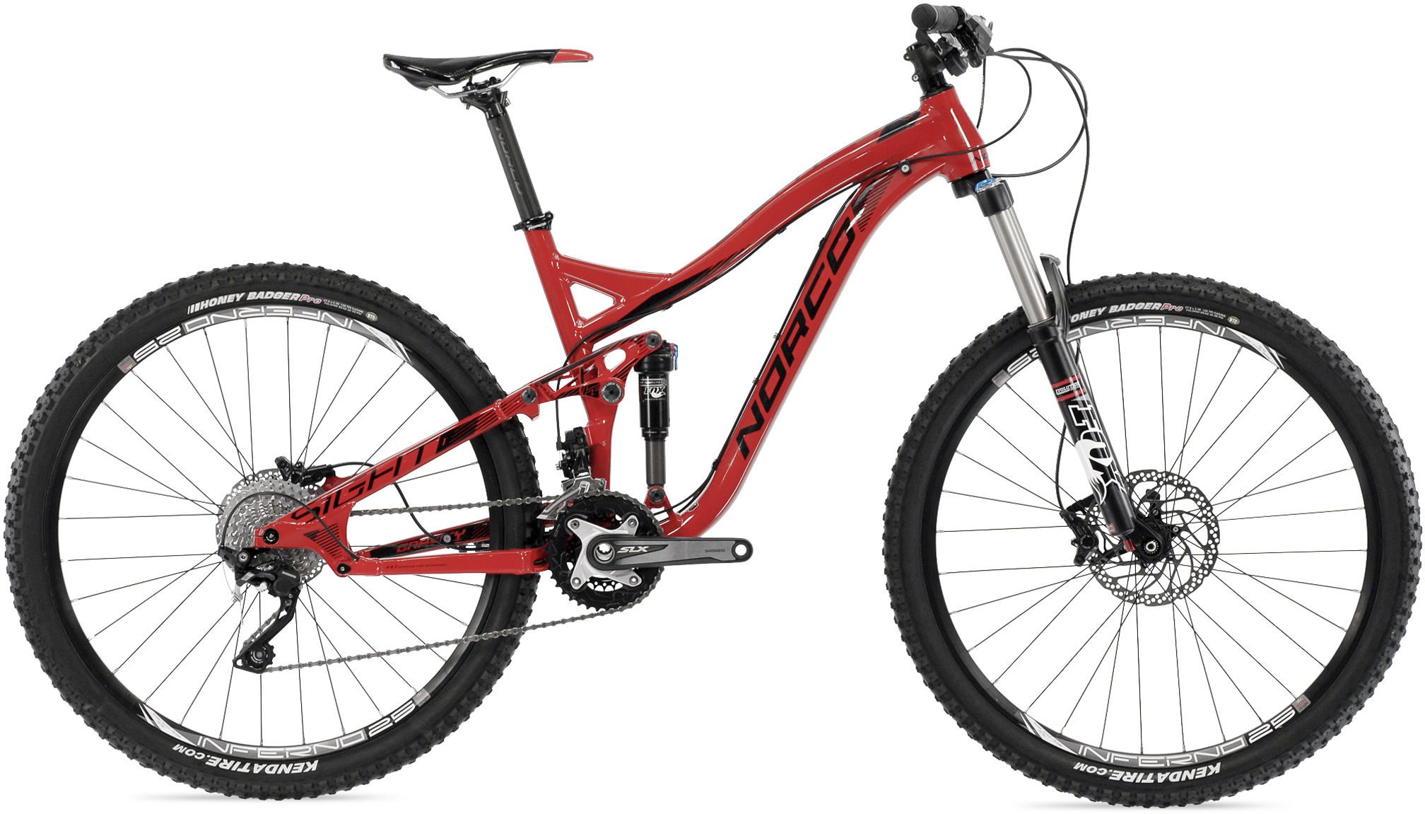 Norco Sight Alloy 7 1 650b 2014 Review The Bike List