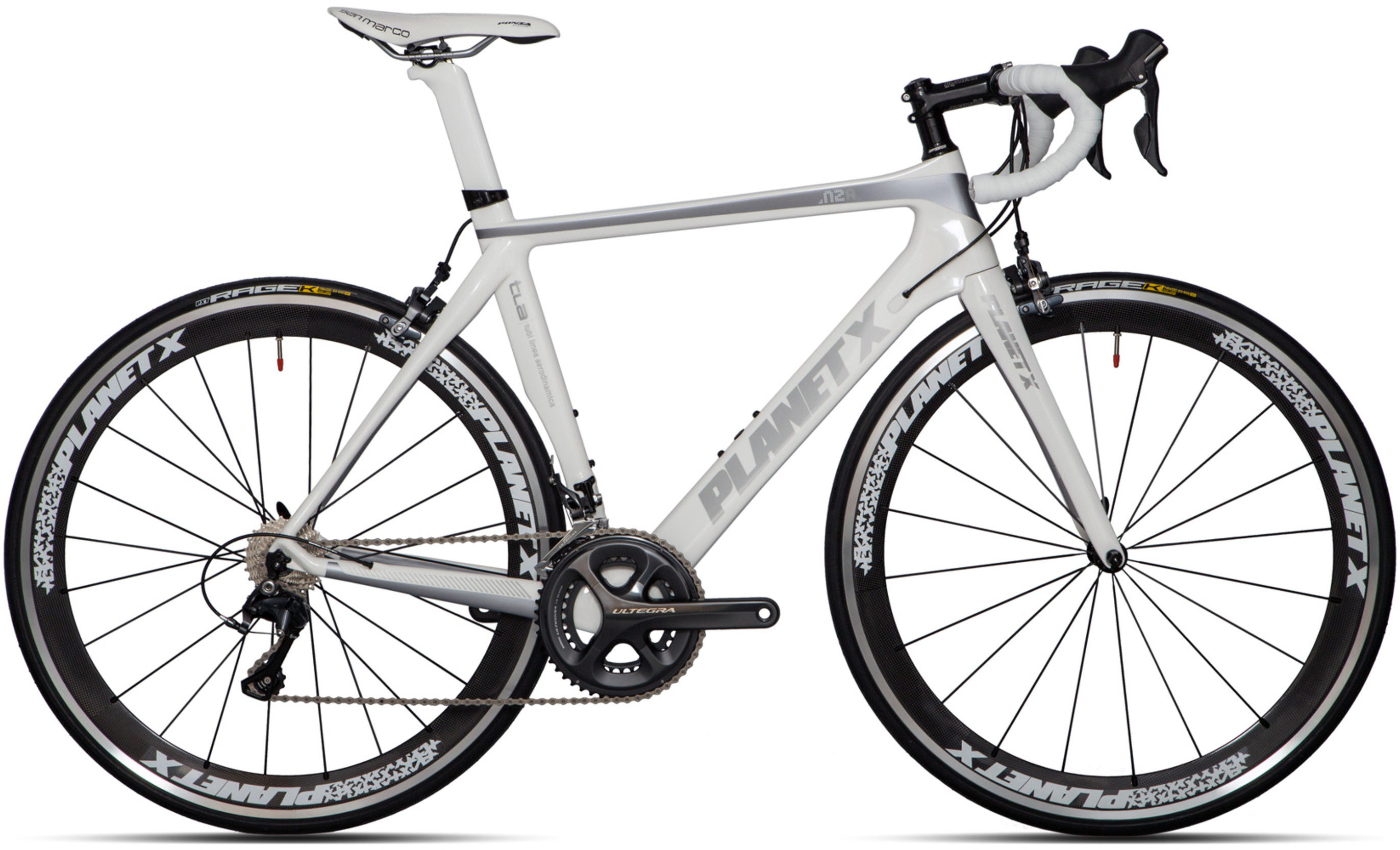 Planet X N2A Shimano Ultegra 6800 Carbon 2014 review - The Bike List