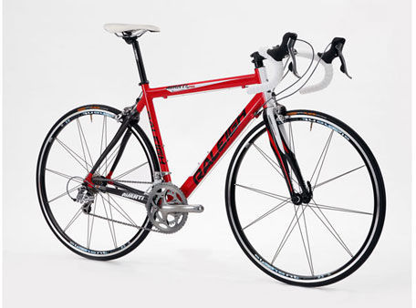 Raleigh AVANTI U6 Pro 2009 review - The Bike List