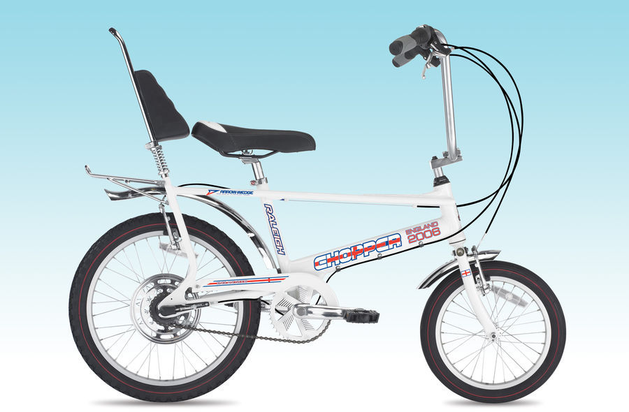 Raleigh Chopper Mk Iii Limited Edition 2006 Review The Bike List