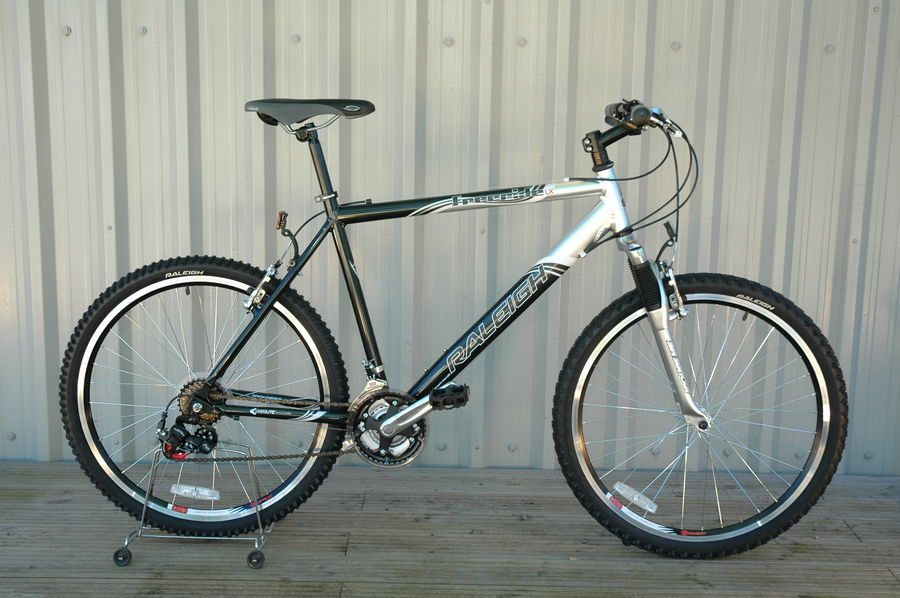 Raleigh Freeride Lx 2006 Review The Bike List